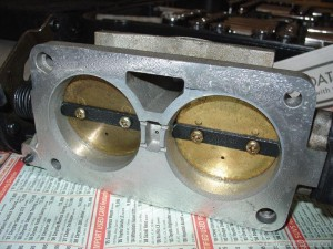 Ford Lightning Throttle Body - Clean