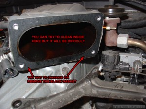 Ford Lightning Upper Plenum