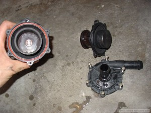 Ford Lighting IC Pump Disassembly